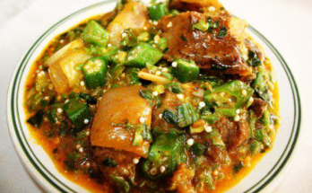 How to make Okro Soup