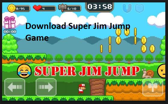 Super Jim Jump Game