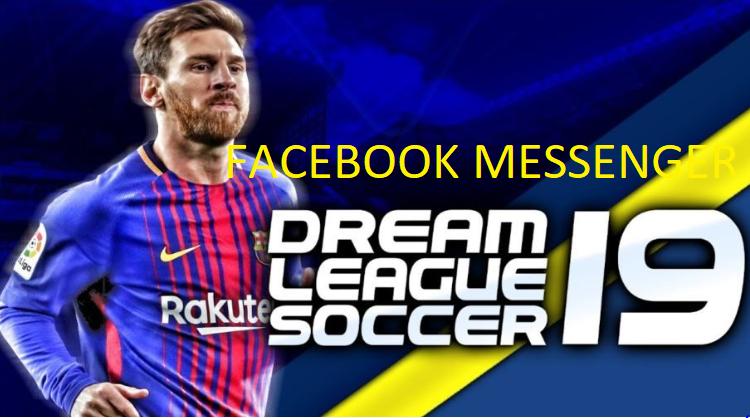 facebook-messenger-dream-league-soccer-2019