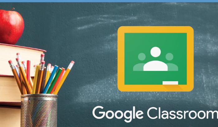 Goggle-classroom