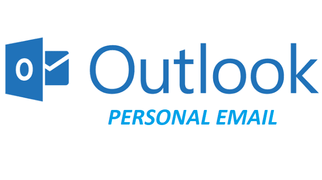 outlook personal email