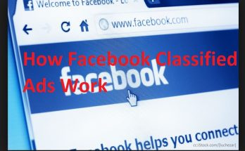 How Facebook Classified Ads Work