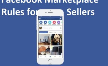 Facebook Marketplace Rules for Sellers