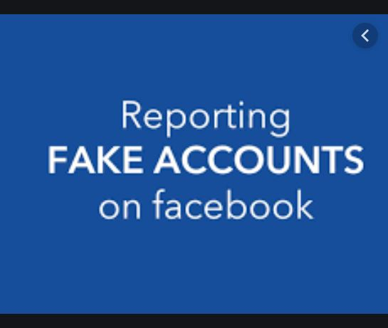 Report Fake Users Profiles on Facebook - Fake Facebook Account