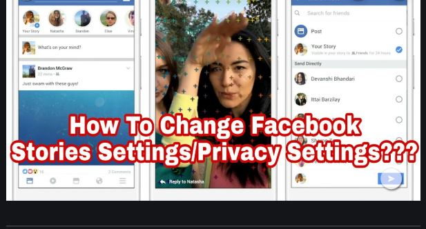 Facebook Story Settings |  How to Hide Story From Someone on Facebook