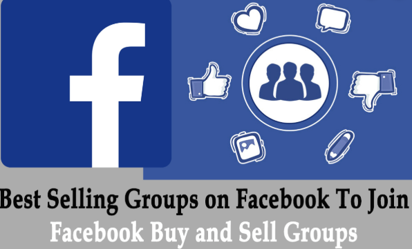 best selling groups on facebook