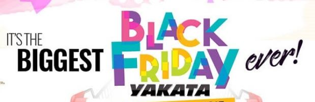 Konga Black Friday |  How To Qualify For Konga Black Friday Yakata