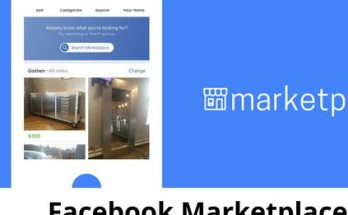 Remove Facebook Marketplace Notification - Items - Icon
