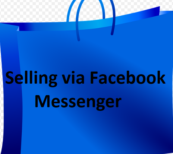 Selling via Facebook Messenger