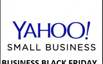 Yahoo Small Business Black Friday 2019