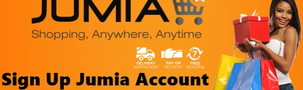 JUMIA Sign Upa