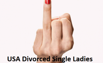 USA Divorced Single Ladies