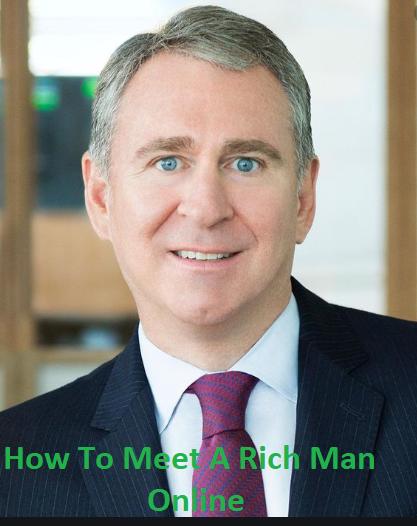How to Meet A Rich Man Online