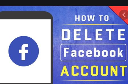 Delete Facebook Account on Mobile |  How to Deactivate or Delete your Facebook Account