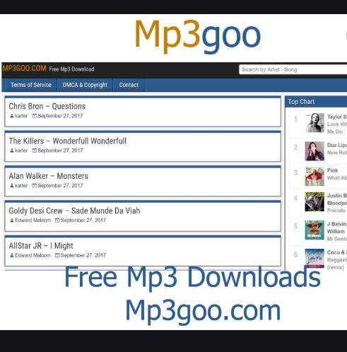 MP3GOO | Free Music Download | Mp3goo.com