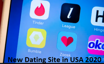 New Dating Site In USA 2020