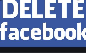 Delete Facebook Account Now - Delete My Facebook Account
