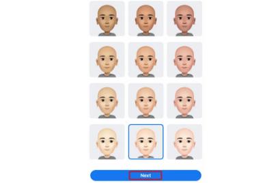 facebook avatar 2020