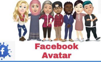Facebook Avatar link - Avatar Creator