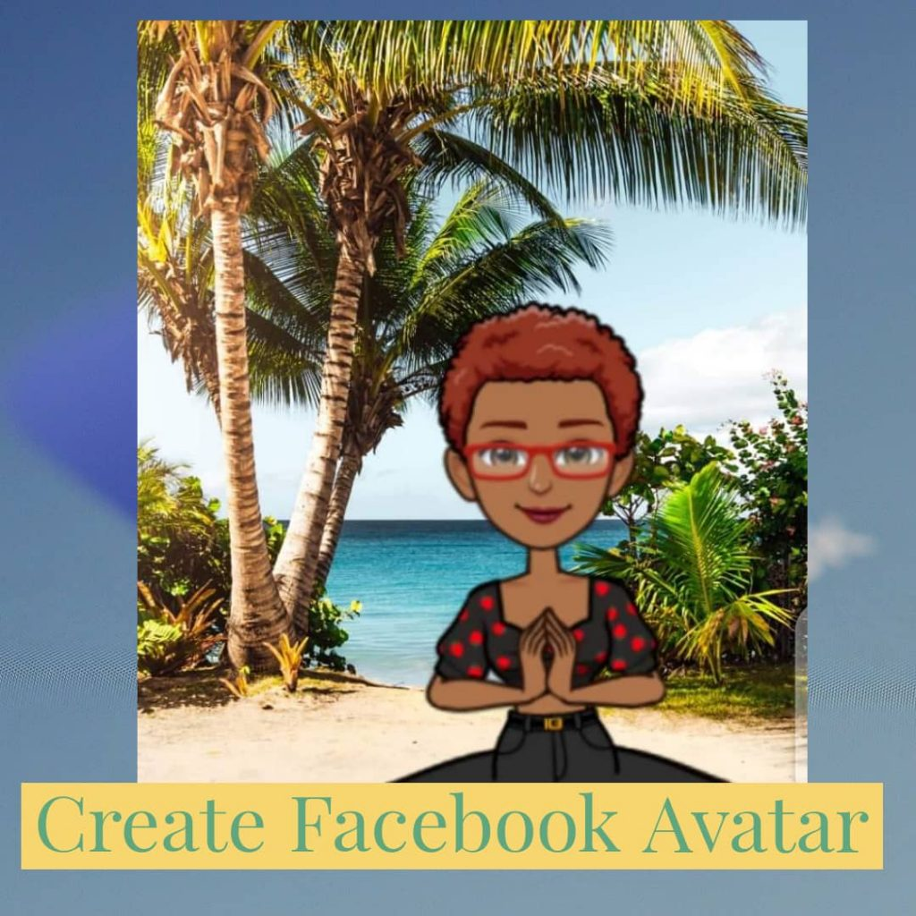 create facebook avatar