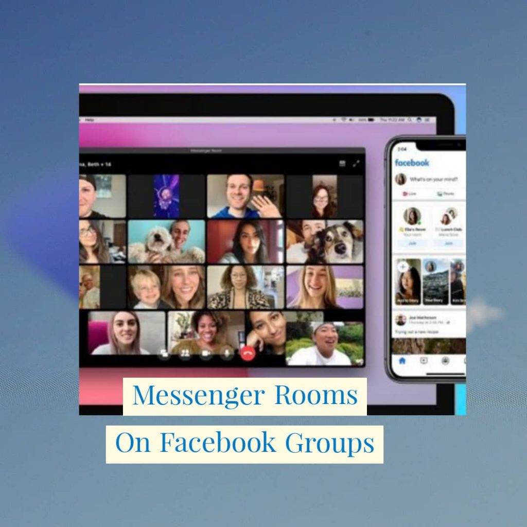 introducing messenger rooms for facebook groups