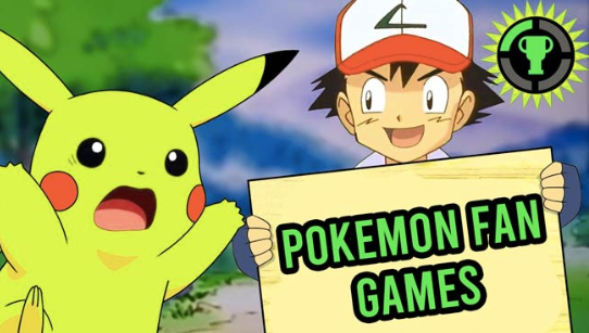 pokemon fan games