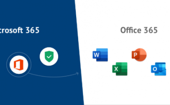 what is the difference between microsoft 365 and office 365?
