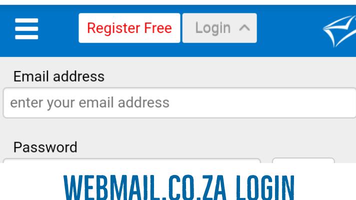 webmail.co.za login