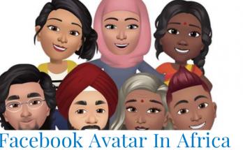 Facebook Avatar In Africa