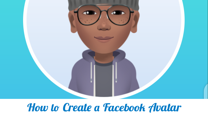 how to create a facebook avatar