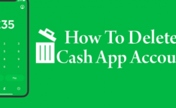 how to delete cash app account