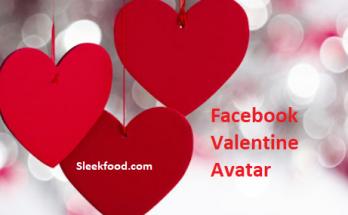 Facebook Valentine Avatar 2021