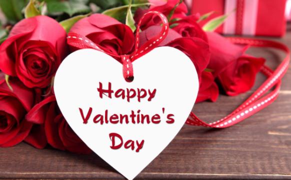 Facebook valentine wish