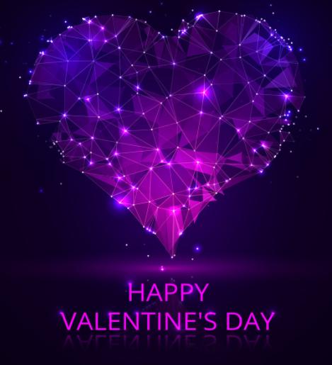 Happy Valentine's Wish.
