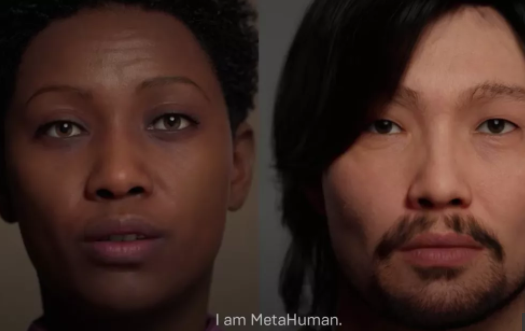 Epic's Latest Meta-Human Tool Gives You The Chance To Create Realistic Faces