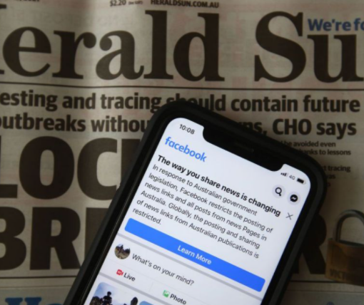 Facebook to restore news sharing in Australia shortly