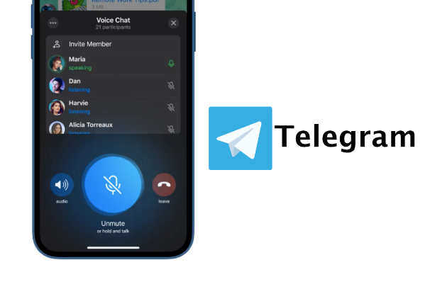 How to Create Voice Chats in Telegram Channels