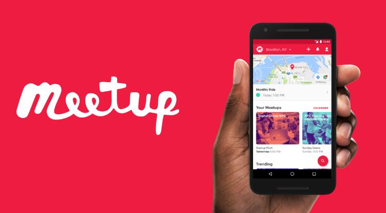 Meetup - How to Create a Meetup Account