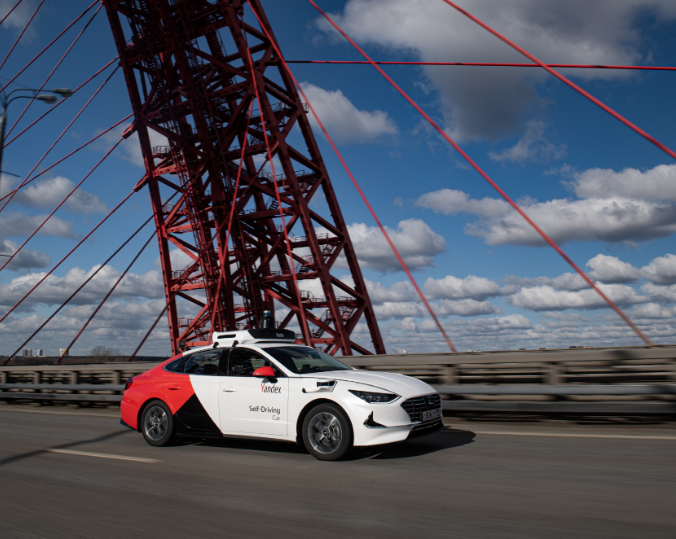 Yandex's autonomous cars have driven over six million miles in 'challenging conditions'