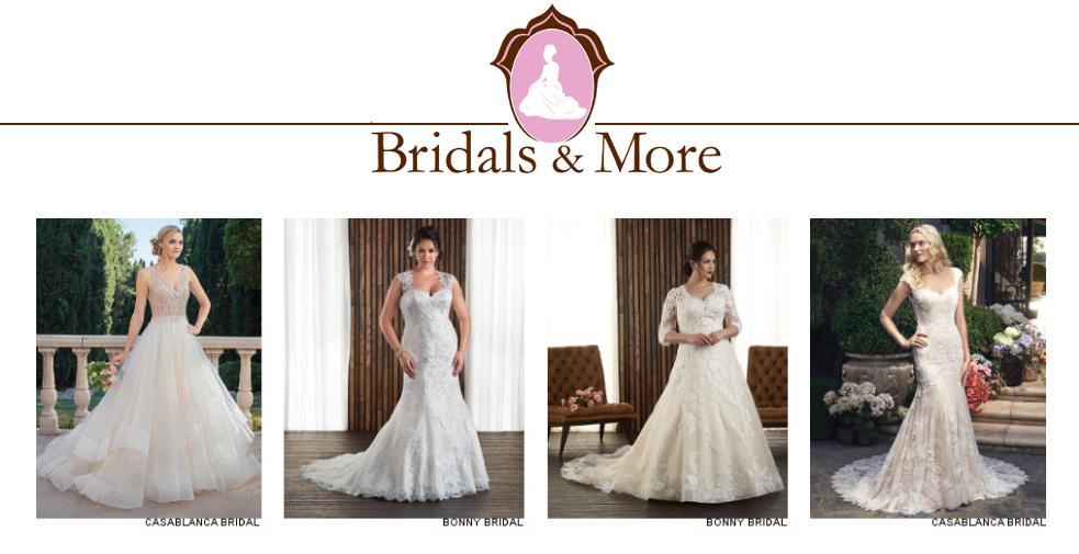 Bridals & More Bridal Gown Shop