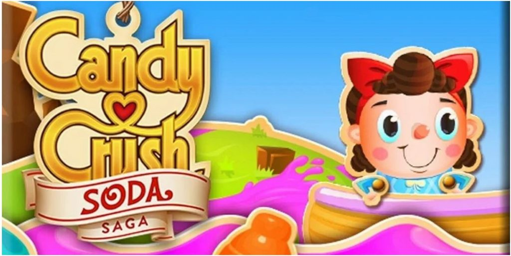 Candy crush soda saga Mod APK 1.192.3