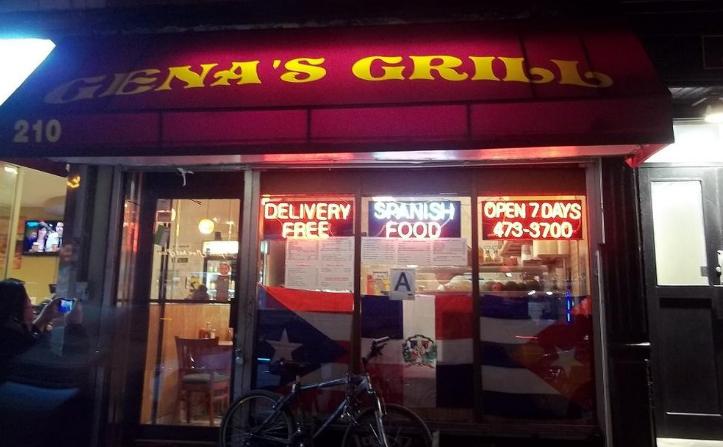 Gena's Grill