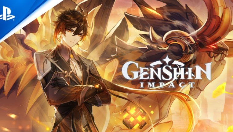 Genshin Impact Is Launching in PlayStation 5 on April 28