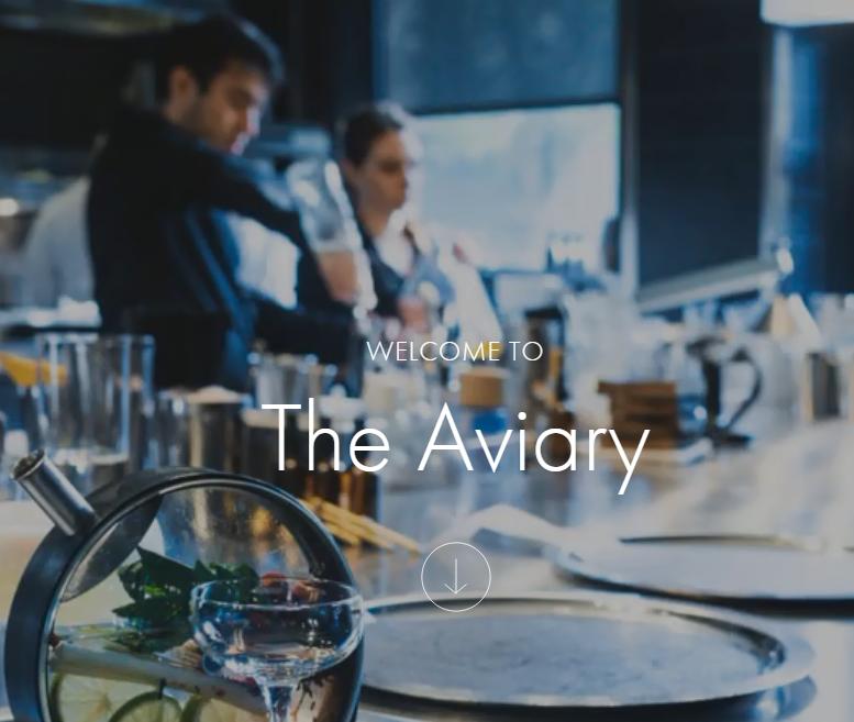 The Aviary NYC