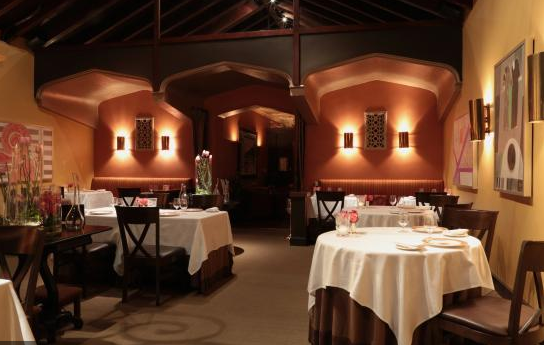 acquerello restaurant