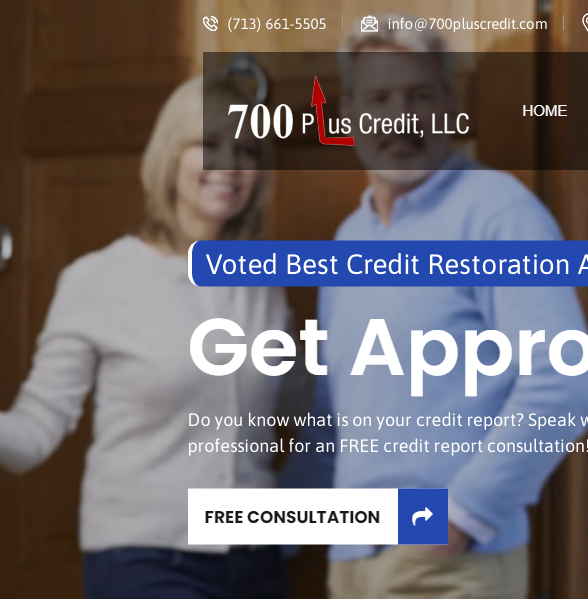 700 Plus Credit