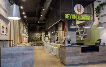 Beyond Sushi – Herald Square