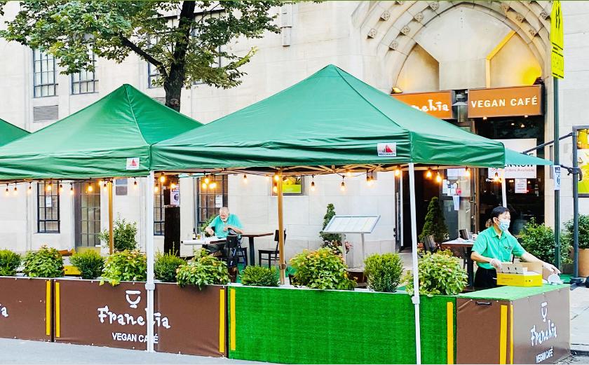 Franchia Vegan Café
