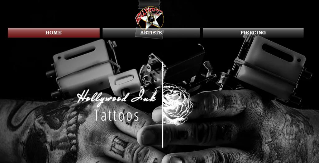 Hollywood Ink Tattoos