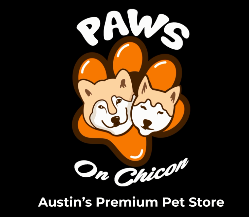 Paws on chicon